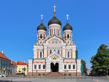 Alexander Nevsky Cathedral In ...