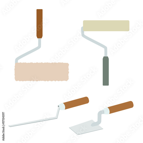 Joint Filler Paint Roller