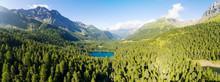 Lago Saoseo - Val Di Campo - Poschiavo - Svizzera