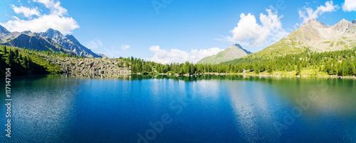 Poster Bergen Lago Viola - Val di Campo - Poschiavo - Svizzera