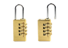 Brass Combination Padlock