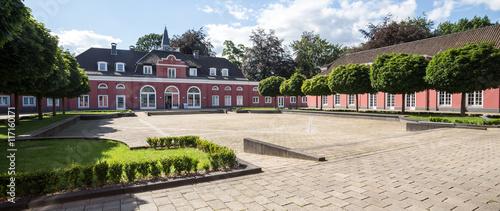 Photo sur Aluminium Chateau castle oberhausen germany