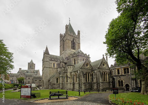 Photo  Irland - Dublin - Christ Church Cathedral