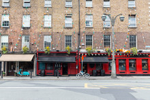 Building With Bar Or Pub On St...