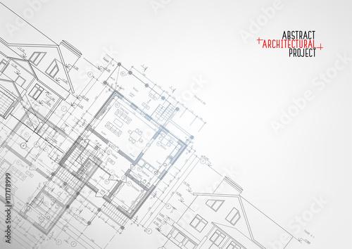 czesc-abstrakcyjnego-projektu-archite