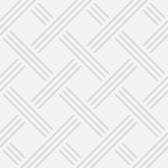 FototapetaGeometric background, squares. Line design. Seamless pattern. Vector illustration EPS 10