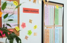 Family Calendar Planner Hangin...