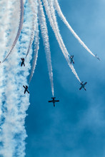 ZARAGOZA, SPAIN - MAY 21: Aero...