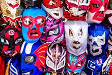 Lucha Libre Wrestling Masks