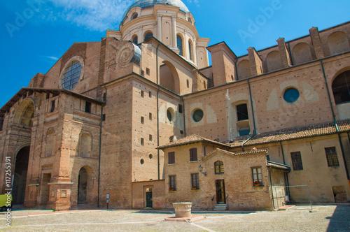 Fotografering  Duomo di mantova 2