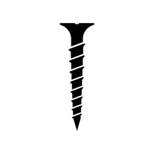 Screw Icon - Vector