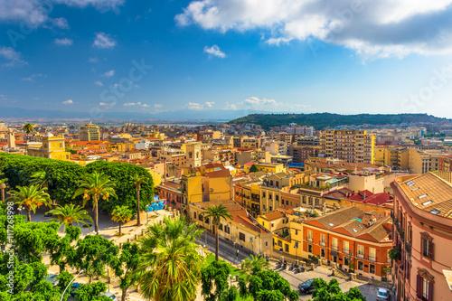 Cagliari, Sardinia, Italy Fototapet