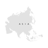 Kontynent Azja