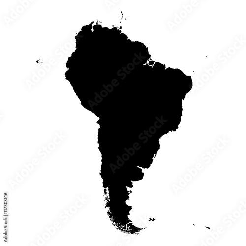 Fotografía  Continent South America