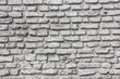 Grunge gray brick wall background.