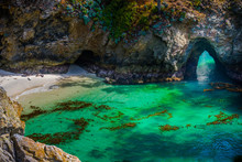 China Beach Point Lobos Califo...