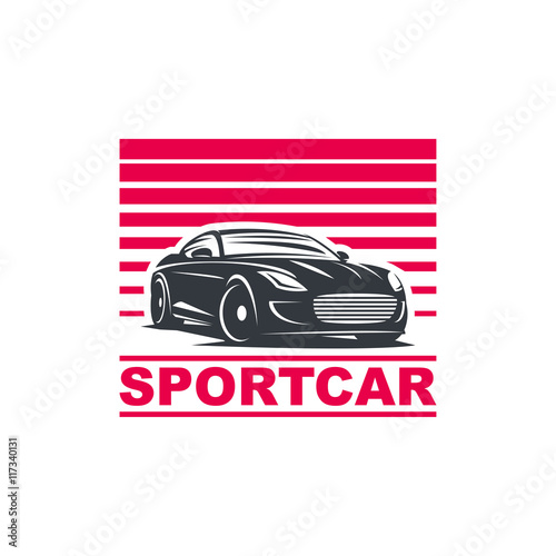 Sport Car Emblem Buy This Stock Vector And Explore Similar Vectors