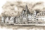 Gdansk old town - 117377307