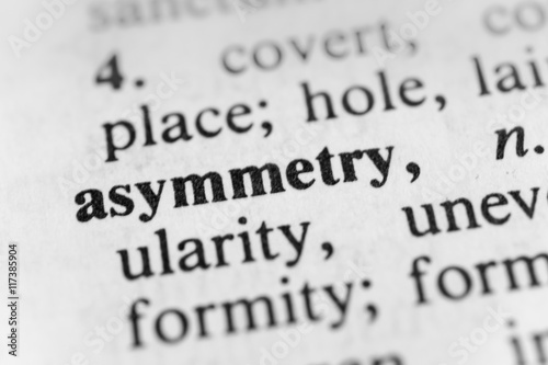 Fotografia, Obraz  Asymmetry
