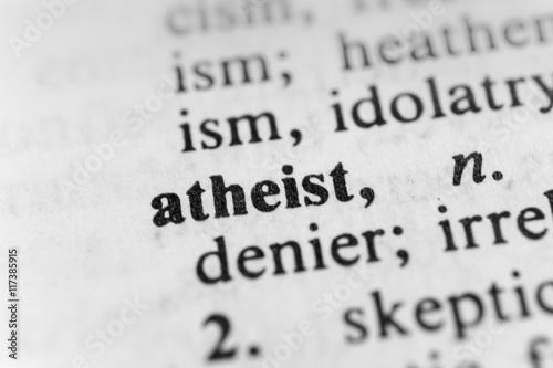Photo Atheist