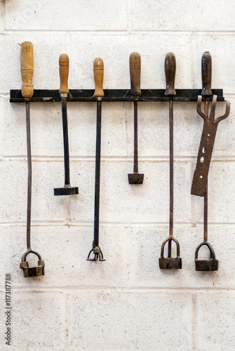 Photo  Shepherd's tools
