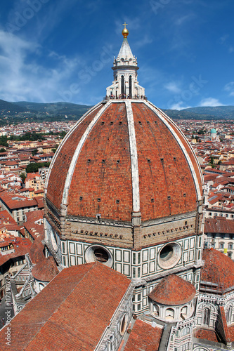 Italy. Florence. Cathedral Santa Maria del Fiore - 117390772