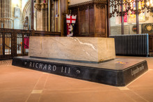 Leicester Cathedral King Richard III Tomb HDR