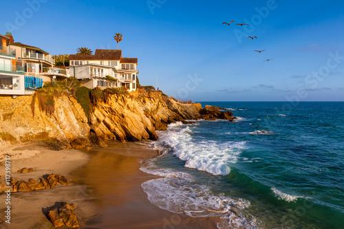 Fotografía Laguna Beach Coastline