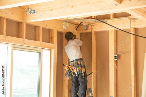 住宅電気工事