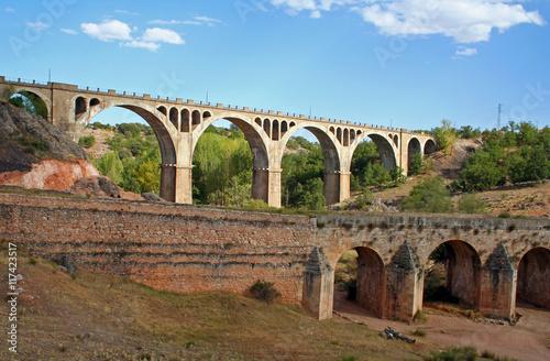 Puente de Carlos IV, Soria (España)