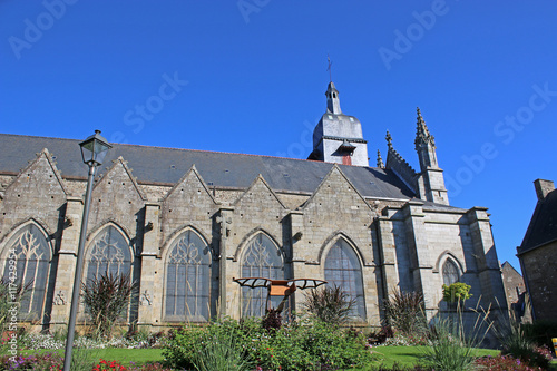 Photo  St Leonard church, Fougeres