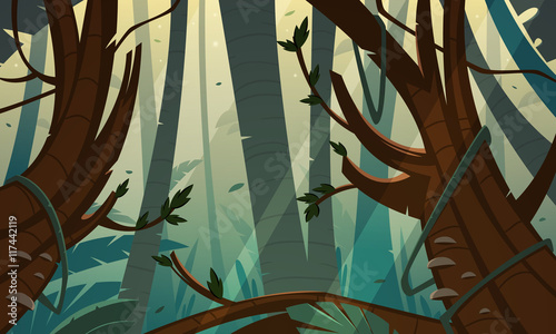 Tropical Rainforest Jungle © alex83m