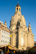 Church of Our Lady in Dresden. Germany
