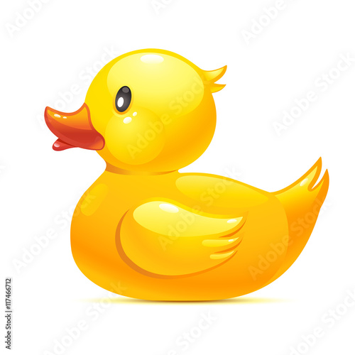 Photographie Rubber duck