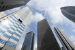 西新宿の超高層ビル群