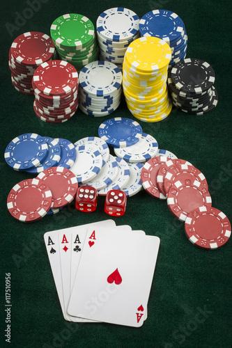 Foto  Poker