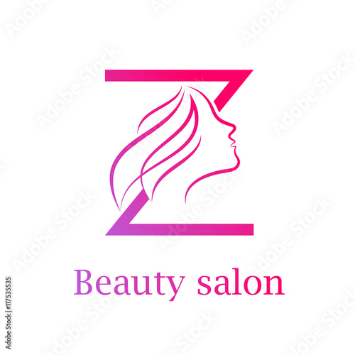 Abstract Letter Z Logo Beauty Salon Logo Design Template Buy This