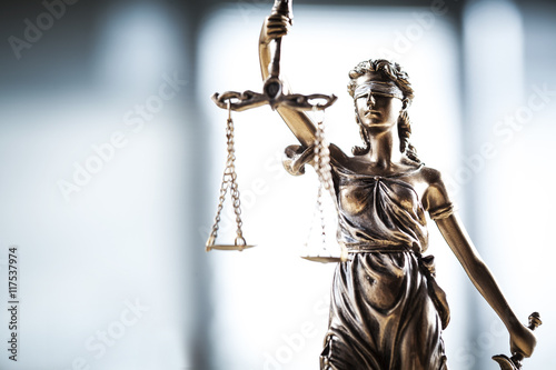 Photo  Statue of justice