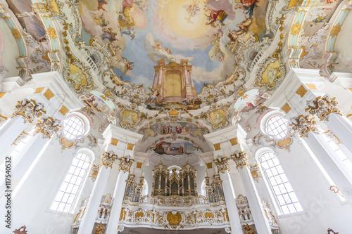 Edifice religieux Interior of Pilgrimage Church Germany