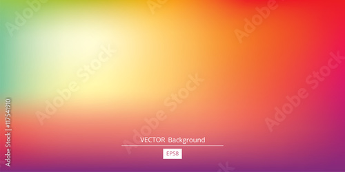 Photo  Colorful Gradient Vector Background