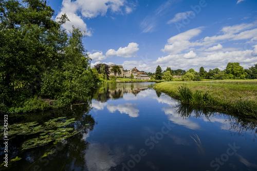 Fotografie, Obraz  grounds of stately home
