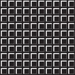 Seamless Pattern with Square Cells