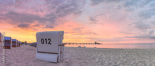 Staande foto Strand Strand Urlaub