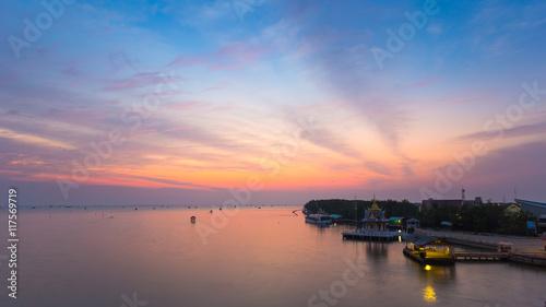 Foto op Aluminium Strand Beautiful seascape. Composition of nature.