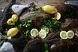 Fischzubereitung