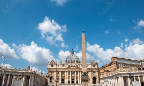 Fotografie, Obraz  Vatikan