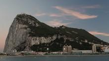 The Rock Of Gibraltar A Britis...
