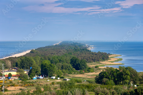 Fotografie, Obraz  Hel Peninsula in Poland