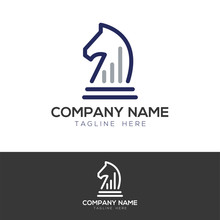 Business Strategy Logo Concept...