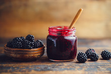 Fresh Homemade Blackberry Jam ...
